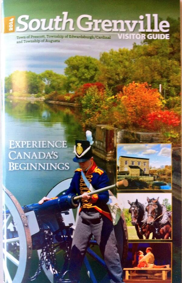 2014 South Grenville Visitor Guide